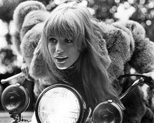 This is an image of 174622 Marianne Faithfull Photograph & Poster