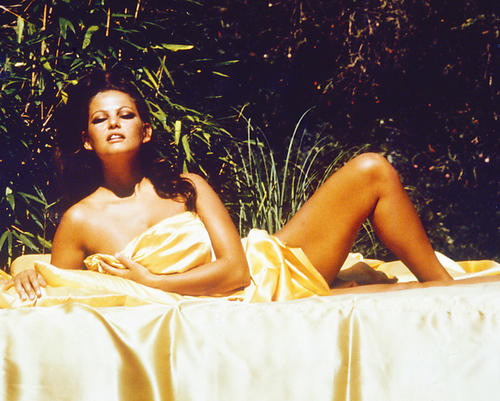 This is an image of 224800 Claudia Cardinale Photograph & Poster