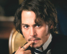 This is an image of 269058 Johnny Depp Photograph & Poster