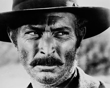 This is an image of 168378 Lee Van Cleef Photograph & Poster