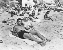 This is an image of 171832 Lana Turner & John Garfield Photograph & Poster