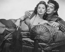 This is an image of 172804 Samson and Delilah Photograph & Poster
