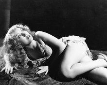 This is an image of 175848 Fay Wray Photograph & Poster