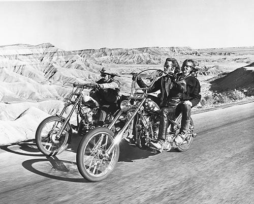 This is an image of 176244 Easy Rider Photograph & Poster