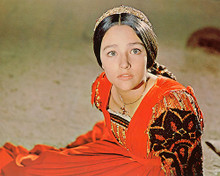 This is an image of 224900 Olivia Hussey Photograph & Poster