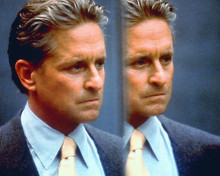 This is an image of 227335 Michael Douglas Photograph & Poster