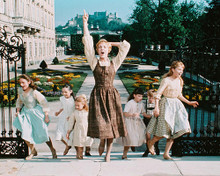 This is an image of 245117 Julie Andrews Photograph & Poster