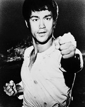 This is an image of 168457 Bruce Lee Photograph & Poster