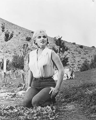 This is an image of 172574 Marilyn Monroe Photograph & Poster