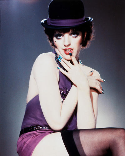 This is an image of 218397 Liza Minnelli Photograph & Poster