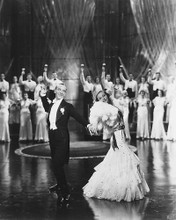 This is an image of 172847 Fred Astaire & Ginger Rogers Photograph & Poster