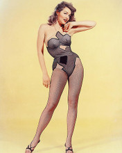 This is an image of 236837 Julie Newmar Photograph & Poster