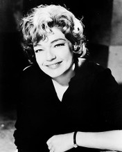 This is an image of 169521 Simone Signoret Photograph & Poster