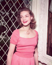 This is an image of 252261 Lauren Bacall Photograph & Poster