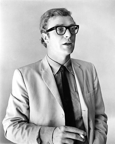 This is an image of 168540 Michael Caine Photograph & Poster