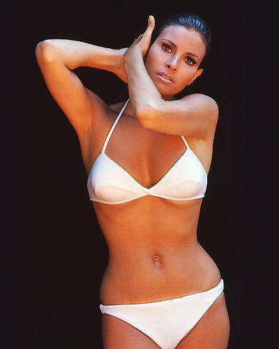 This is an image of 243510 Raquel Welch Photograph & Poster