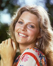This is an image of 253173 Lindsay Wagner Photograph & Poster