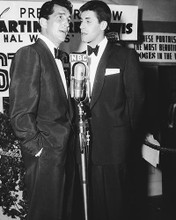 This is an image of 172161 Dean Martin & Jerry Lewis Photograph & Poster