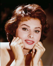 This is an image of 243413 Sophia Loren Photograph & Poster