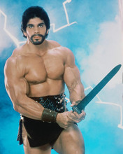 This is an image of 253022 Lou Ferrigno Photograph & Poster