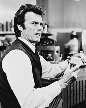 This is an image of 177544 Dirty Harry Photograph & Poster