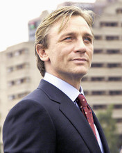 This is an image of 269038 Daniel Craig Photograph & Poster