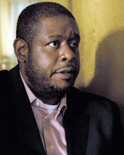 This is an image of 274134 Forest Whitaker Photograph & Poster