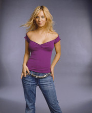 This is an image of 272153 Kaley Cuoco Photograph & Poster