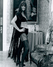 This is an image of 190110 Caroline Munro Photograph & Poster