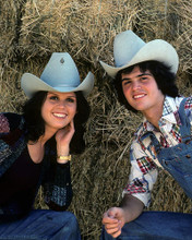 This is an image of Photograph & Poster of Donny Osmond and Marie Osmond 284215