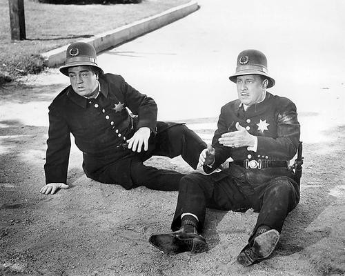 This is an image of Photograph & Poster of Abbott and Costello 194771