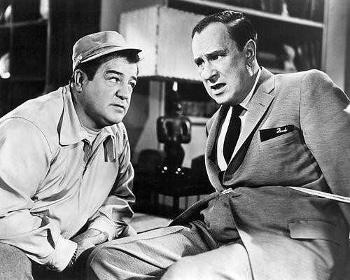 This is an image of Photograph & Poster of Abbott and Costello 194676