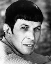 This is an image of Photograph & Poster of Leonard Nimoy 194813