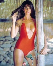This is an image of Photograph & Poster of Caroline Munro 284317
