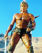 This is an image of Photograph & Poster of Dolph Lundgren 284322