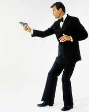 This is an image of Photograph & Poster of Roger Moore 284401