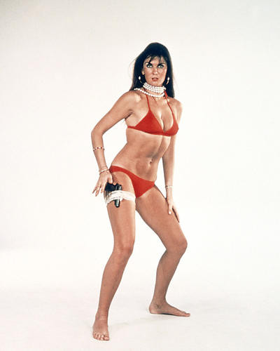 This is an image of Photograph & Poster of Caroline Munro 284409