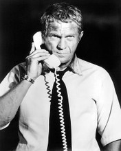 This is an image of Photograph & Poster of Steve McQueen 195015