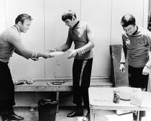 This is an image of Photograph & Poster of Star Trek 195017
