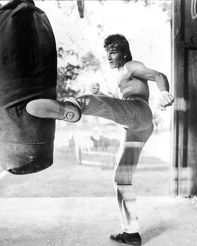 This is an image of Photograph & Poster of Patrick Swayze 195037