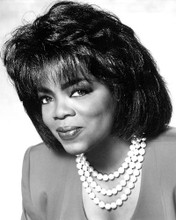 This is an image of Photograph & Poster of Oprah Winfrey 194983