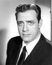 This is an image of Photograph & Poster of Raymond Burr 194859