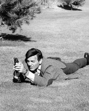 This is an image of Photograph & Poster of Mike Connors 194993