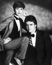 This is an image of Photograph & Poster of Donny and Marie Show 194875