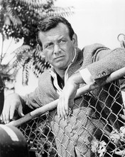 This is an image of Photograph & Poster of David Janssen 195001