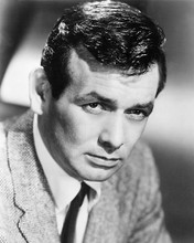 This is an image of Photograph & Poster of David Janssen 195002