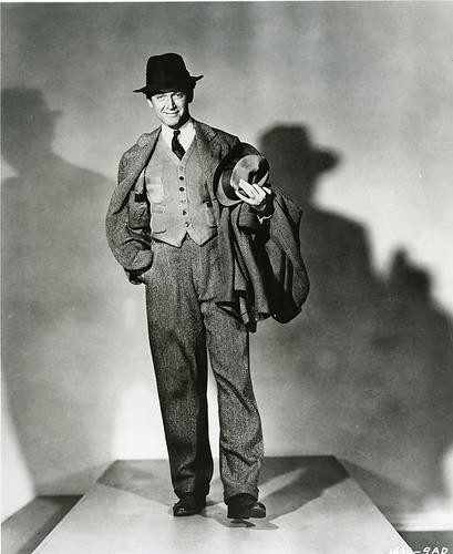 This is an image of Photograph & Poster of James Stewart 195103