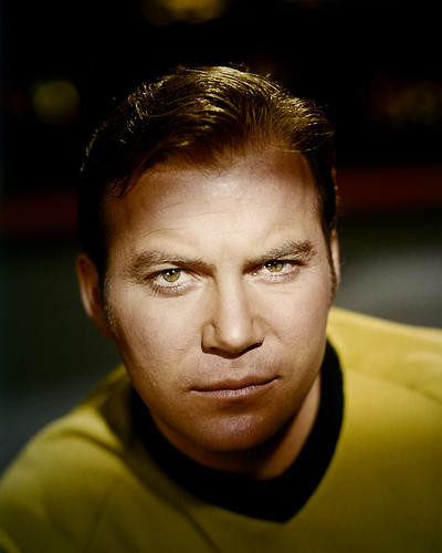 This is an image of Photograph & Poster of William Shatner 284604