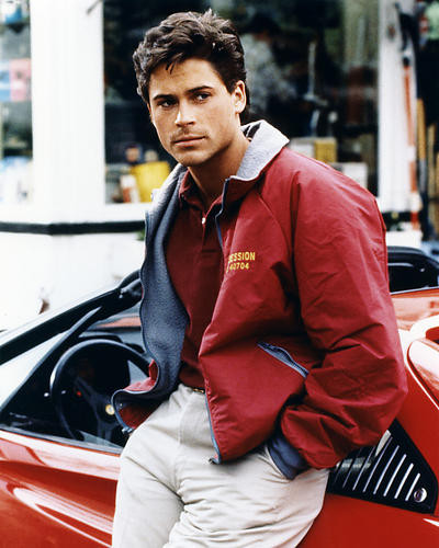 This is an image of Photograph & Poster of Rob Lowe 284601