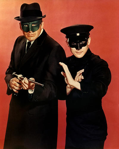 This is an image of Photograph & Poster of The Green Hornet 284606